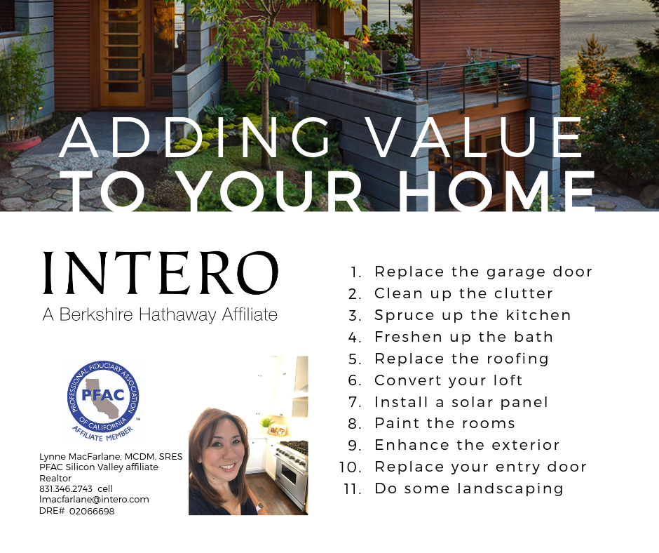 Adding value to your home - Lynne MacFarlane, Realtor